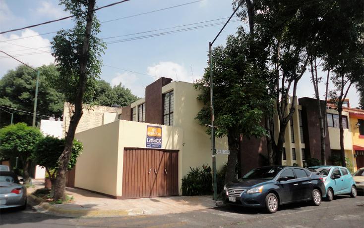 Foto de casa en renta en  , campestre churubusco, coyoac?n, distrito federal, 1975992 No. 01