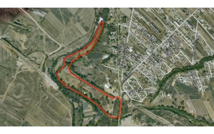 Foto de terreno industrial en venta en  , campestre covadonga, puebla, puebla, 1458711 No. 01