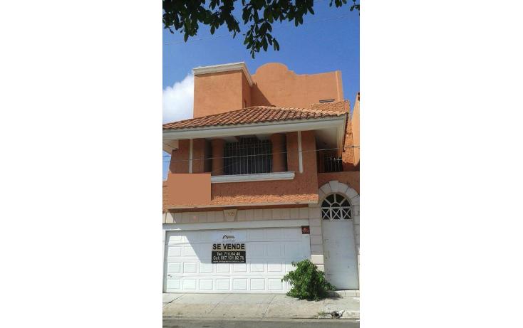 Foto de casa en venta en  , campestre, culiacán, sinaloa, 1777594 No. 01