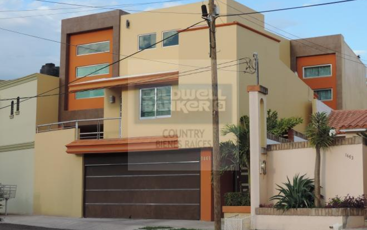 Foto de casa en venta en  , campestre, culiac?n, sinaloa, 1844328 No. 01