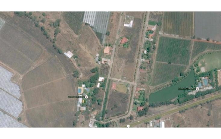 Foto de rancho en venta en  , campestre curutarán, jacona, michoacán de ocampo, 1719740 No. 01