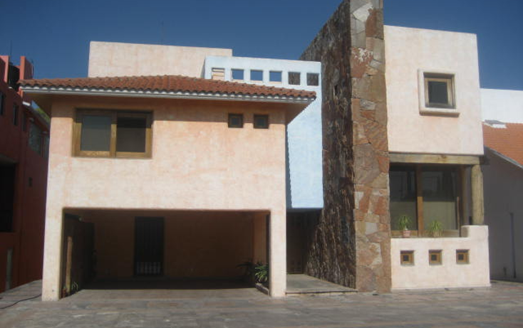 Foto de casa en venta en  , campestre de golf, san luis potosí, san luis potosí, 1100679 No. 01