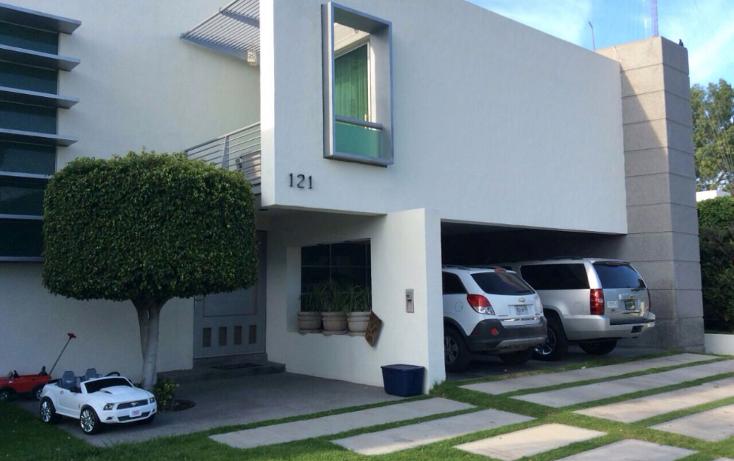 Foto de casa en renta en  , campestre de golf, san luis potos?, san luis potos?, 1257925 No. 01