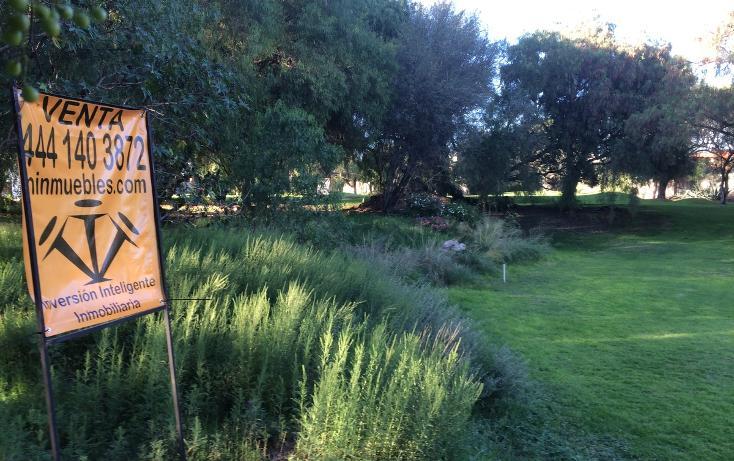 Foto de terreno habitacional en venta en  , campestre de golf, san luis potosí, san luis potosí, 2734311 No. 01