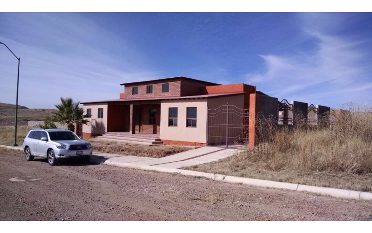 Foto de casa en venta en  , campestre del bosque, chihuahua, chihuahua, 1194401 No. 01