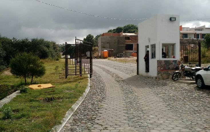 Foto de terreno habitacional en venta en  , campestre del bosque, puebla, puebla, 1357423 No. 02