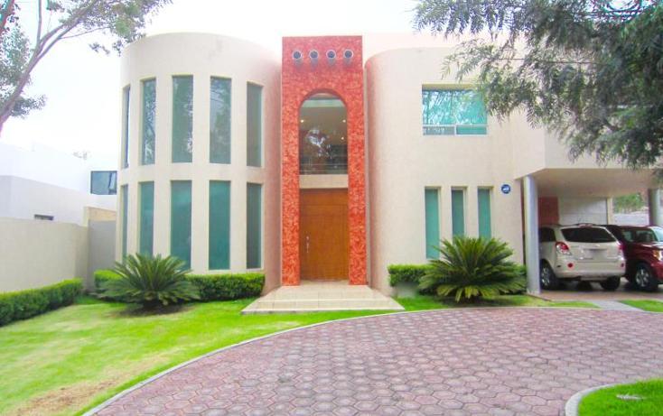 Foto de casa en venta en  , campestre del bosque, puebla, puebla, 1390927 No. 02
