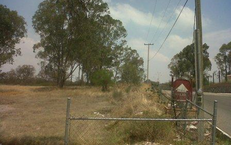 Foto de terreno habitacional en venta en  , campestre del bosque, puebla, puebla, 1417837 No. 03