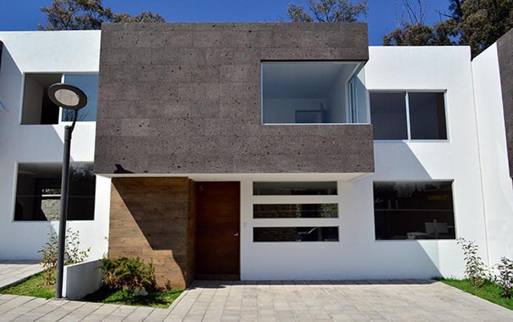Foto de casa en venta en  , campestre del lago, cuautitlán izcalli, méxico, 1244411 No. 01