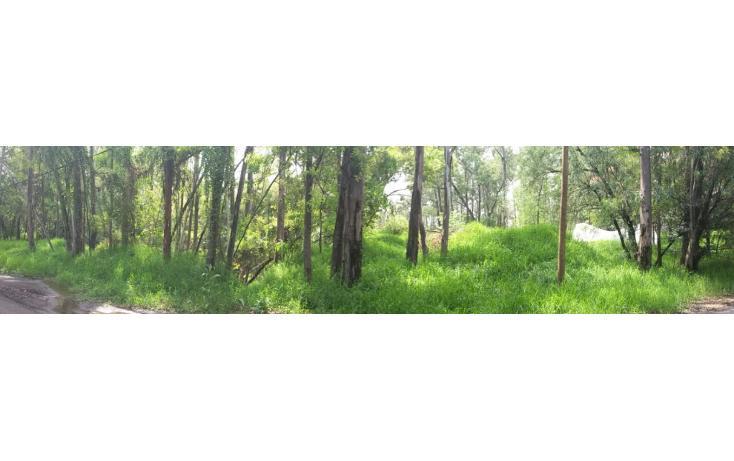 Foto de terreno habitacional en venta en  , campestre del lago, cuautitlán izcalli, méxico, 2029964 No. 03