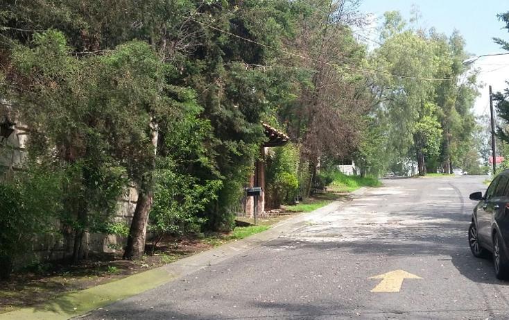 Foto de terreno habitacional en venta en  , campestre del lago, cuautitl?n izcalli, m?xico, 2029964 No. 04