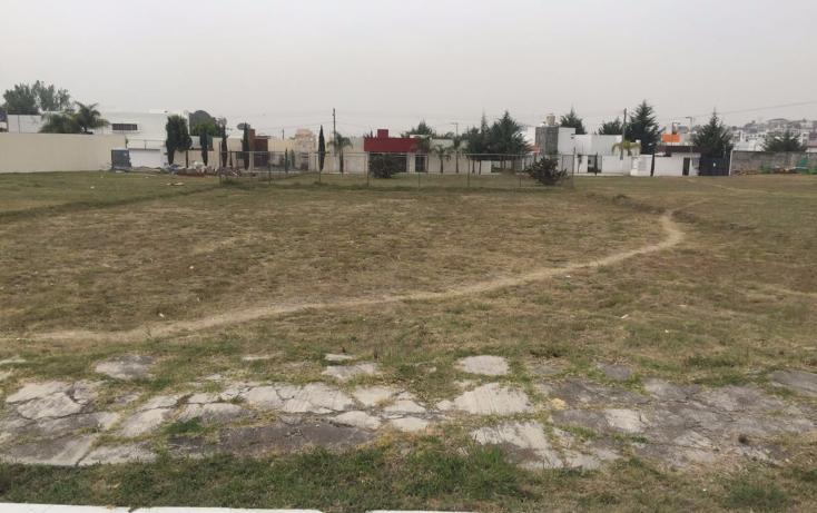 Foto de terreno habitacional en venta en  , campestre del valle, puebla, puebla, 1988622 No. 01