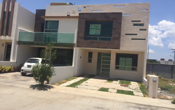 Foto de casa en venta en  , campestre del vergel, morelia, michoacán de ocampo, 944565 No. 01