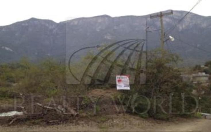 Foto de terreno habitacional en venta en  , campestre el barrio, monterrey, nuevo le?n, 856817 No. 01