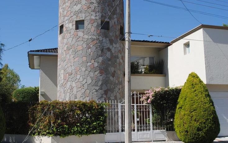 Foto de casa en venta en  , campestre el paraíso, puebla, puebla, 1687942 No. 01