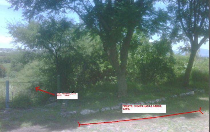 Foto de terreno comercial en venta en, campestre italiana, querétaro, querétaro, 1753720 no 09