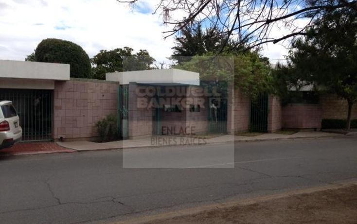 Foto de casa en venta en  , campestre, juárez, chihuahua, 1844776 No. 01