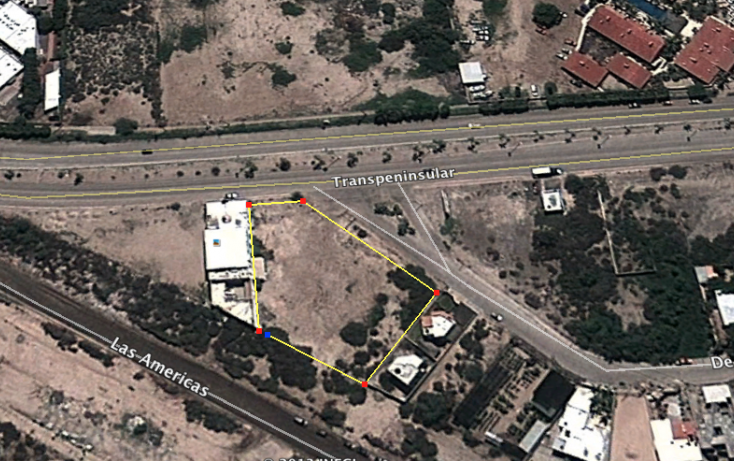 Foto de terreno habitacional en venta en, campestre, la paz, baja california sur, 1102721 no 07