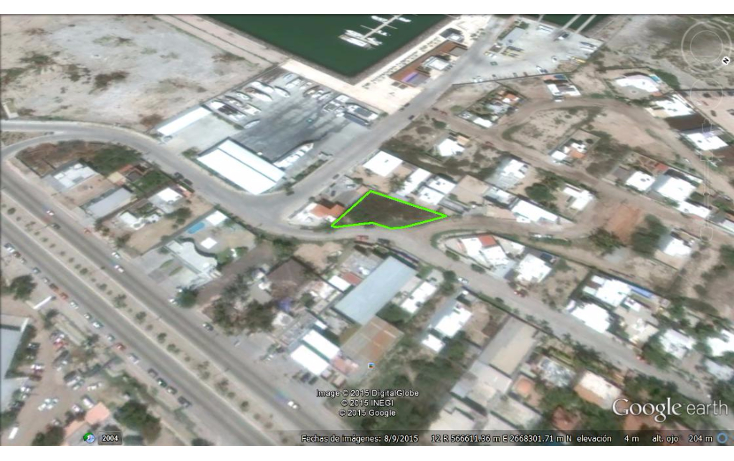 Foto de terreno habitacional en venta en  , campestre, la paz, baja california sur, 1363247 No. 04