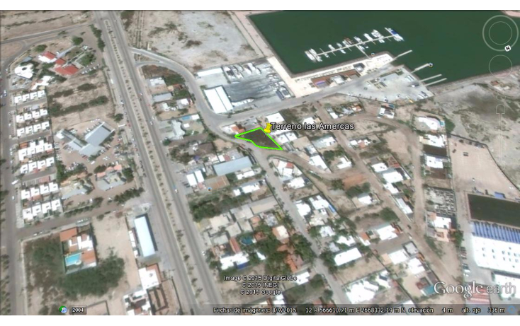 Foto de terreno habitacional en venta en  , campestre, la paz, baja california sur, 1363247 No. 08