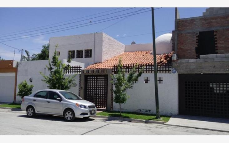 Foto de casa en venta en  , campestre la rosita, torreón, coahuila de zaragoza, 1009647 No. 01