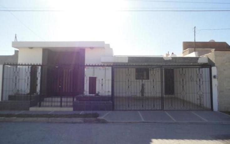 Foto de casa en renta en  , campestre la rosita, torreón, coahuila de zaragoza, 508862 No. 01