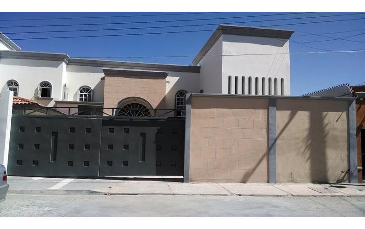 Foto de departamento en renta en  , campestre la rosita, torreón, coahuila de zaragoza, 982459 No. 01