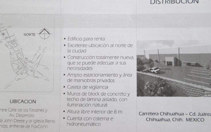 Foto de nave industrial en renta en  , campestre las carolinas, chihuahua, chihuahua, 1195313 No. 09