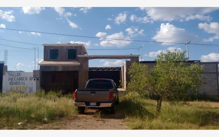 Foto de nave industrial en venta en  , campestre las carolinas, chihuahua, chihuahua, 1214603 No. 01