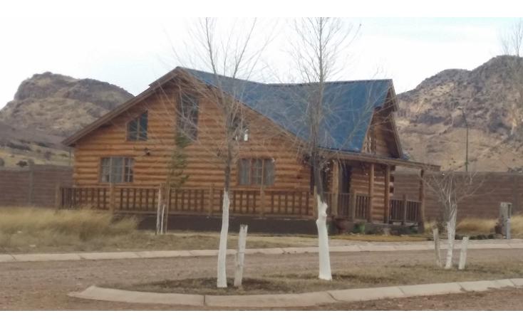 Foto de terreno habitacional en venta en  , campestre las carolinas, chihuahua, chihuahua, 1299517 No. 01