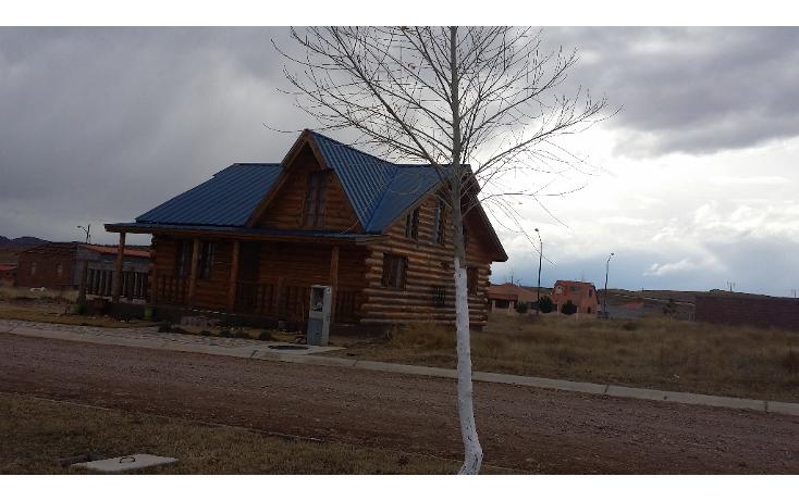 Foto de terreno habitacional en venta en  , campestre las carolinas, chihuahua, chihuahua, 1299517 No. 02