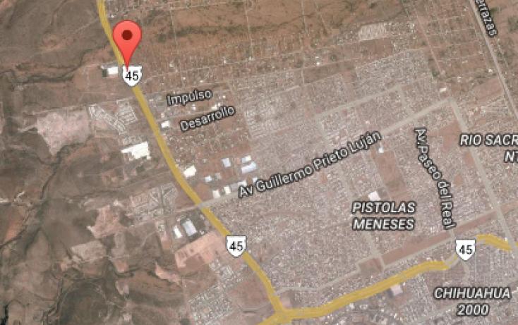 Foto de terreno industrial en venta en, campestre las carolinas, chihuahua, chihuahua, 1516481 no 01