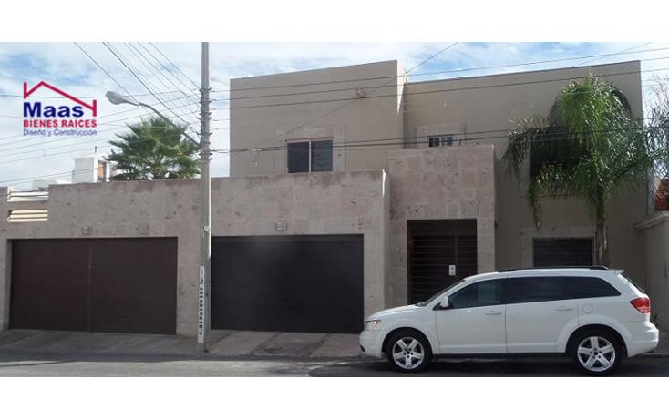Foto de casa en venta en  , campestre las carolinas, chihuahua, chihuahua, 1644486 No. 01
