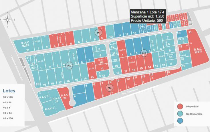 Foto de terreno industrial en venta en, campestre las carolinas, chihuahua, chihuahua, 1739226 no 03