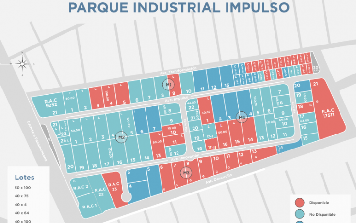 Foto de terreno industrial en venta en, campestre las carolinas, chihuahua, chihuahua, 1739236 no 02