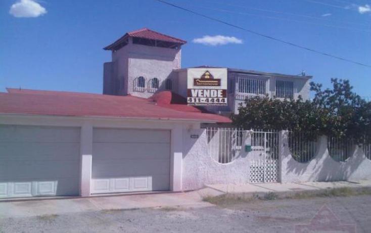 Foto de casa en venta en  , campestre las carolinas, chihuahua, chihuahua, 971169 No. 01