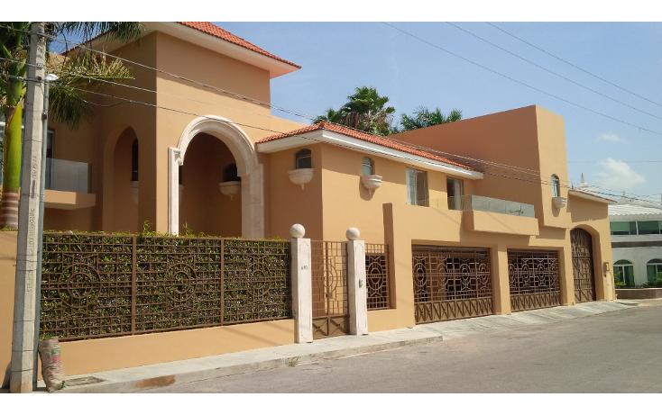 Foto de casa en venta en  , campestre, mérida, yucatán, 1054487 No. 01