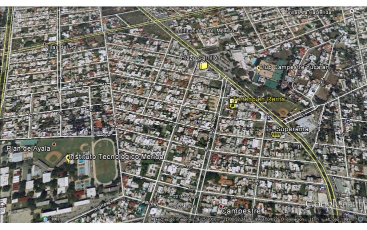 Foto de terreno comercial en renta en  , campestre, mérida, yucatán, 1109977 No. 08