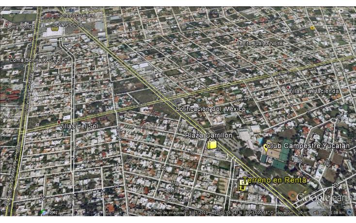 Foto de terreno comercial en renta en  , campestre, mérida, yucatán, 1109977 No. 10