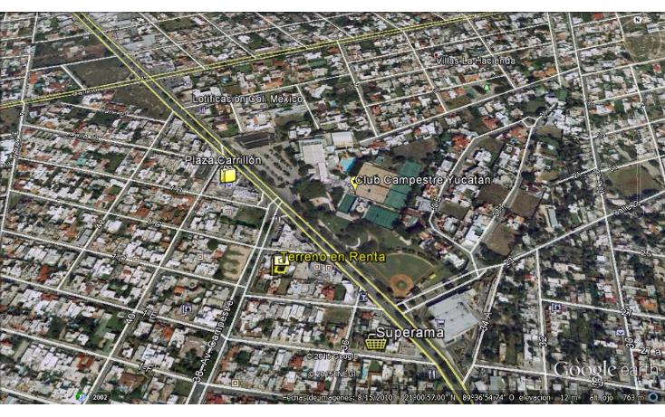 Foto de terreno comercial en renta en  , campestre, mérida, yucatán, 1109977 No. 11
