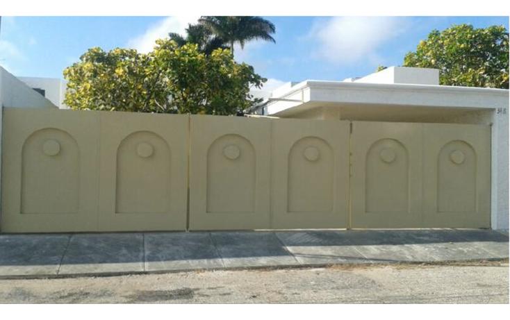 Foto de casa en venta en  , campestre, mérida, yucatán, 1120425 No. 02