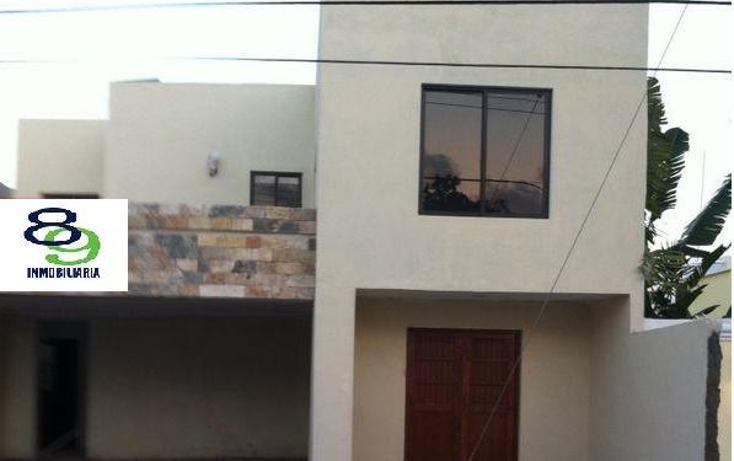 Foto de casa en venta en  , campestre, mérida, yucatán, 1120569 No. 01
