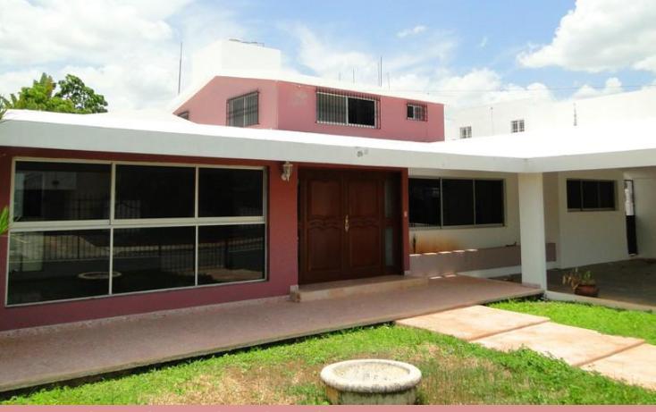 Foto de casa en renta en  , campestre, mérida, yucatán, 1124451 No. 01