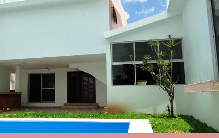 Foto de casa en renta en  , campestre, mérida, yucatán, 1124451 No. 02
