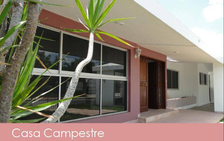Foto de casa en renta en  , campestre, mérida, yucatán, 1124451 No. 03