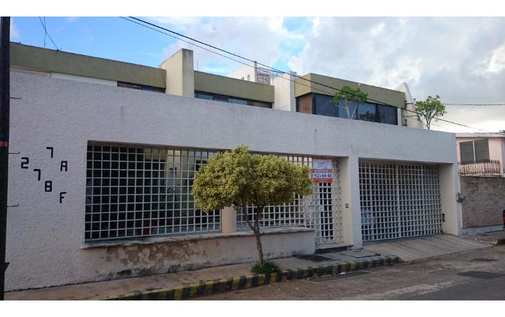 Foto de casa en venta en  , campestre, mérida, yucatán, 1165143 No. 01