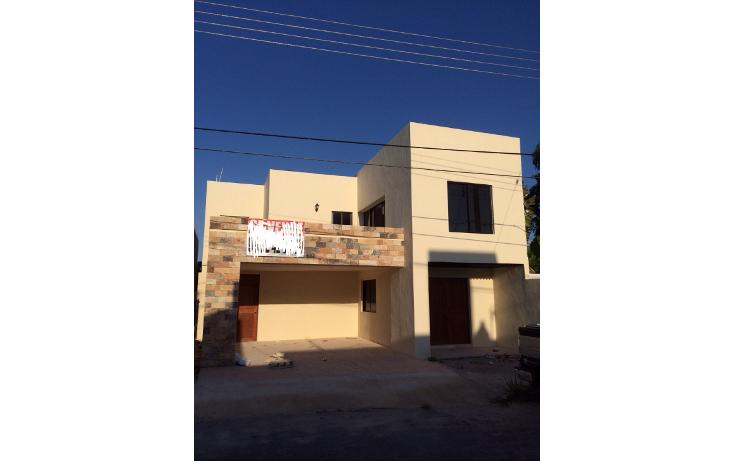 Foto de casa en venta en  , campestre, mérida, yucatán, 1203303 No. 01
