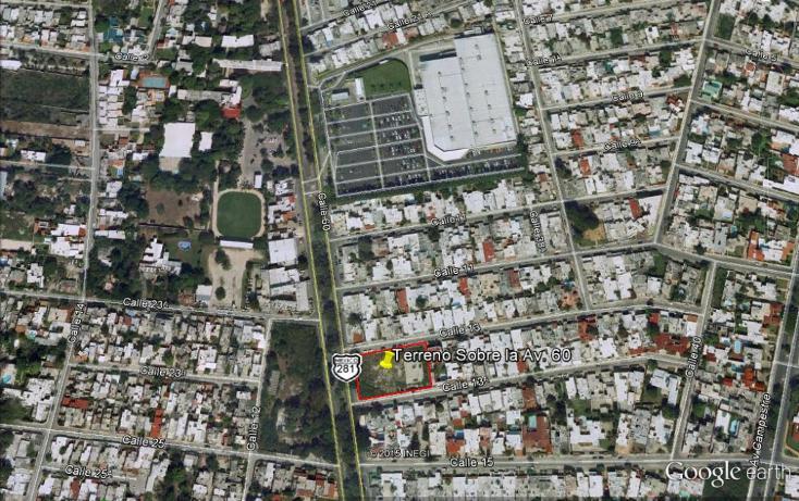 Foto de terreno comercial en venta en  , campestre, mérida, yucatán, 1203829 No. 01