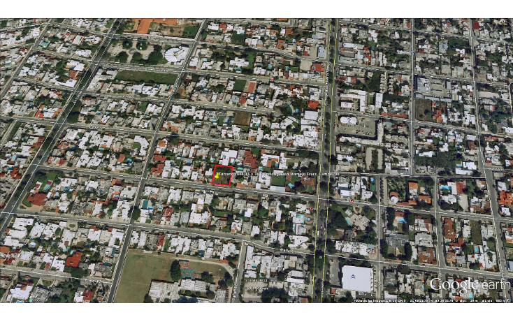 Foto de terreno habitacional en venta en  , campestre, mérida, yucatán, 1272273 No. 01