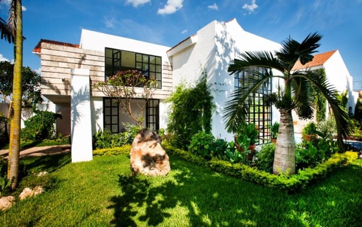 Foto de casa en venta en  , campestre, mérida, yucatán, 1276353 No. 01